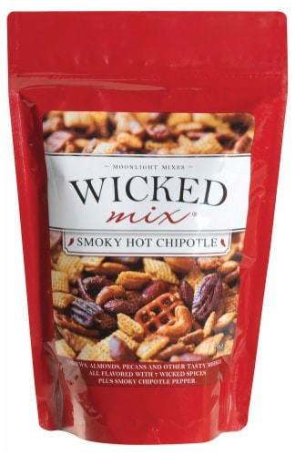 Wicked Mix Smoky Hot Chipotle Perspective: front