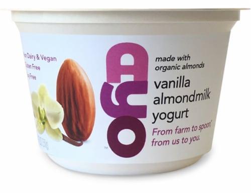 AYO Foods Vanilla Almondmilk Yogurt Perspective: front