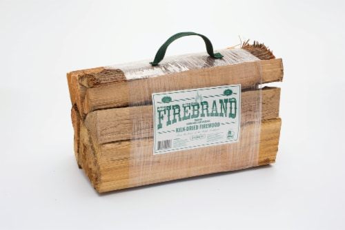 Firebrand Kiln-Dried Firewood Perspective: front