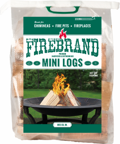 Firebrand Mini Logs Perspective: front