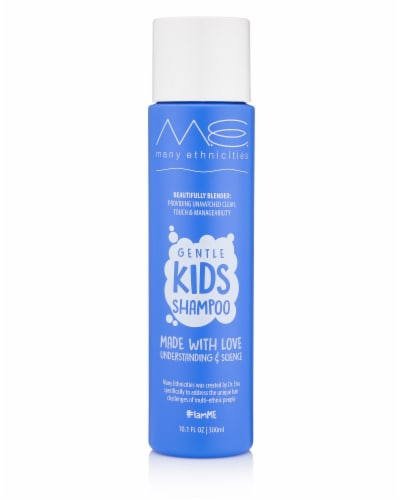Many Ethnicities KIDS Gentle Shampoo Perspective: front