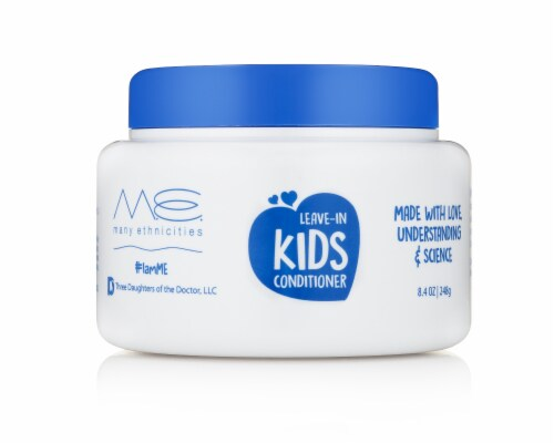 Many Ethnicities Kids Leave-In Conditioner Perspective: front