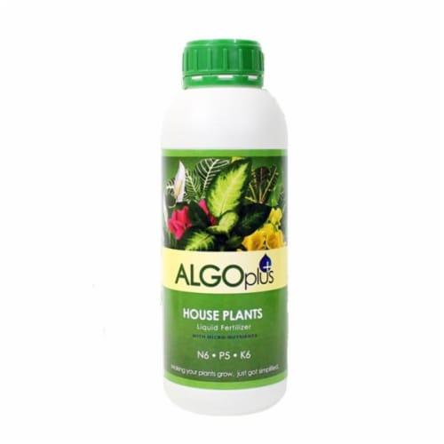 AlgoPlus 509 1 litre House Plant Fertilizer Perspective: front
