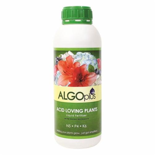 AlgoPlus 532 1 litre Acid Loving Plants Liquid Fertilizer Perspective: front