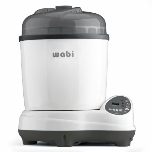 Wabi Electric Steam Bottle Sanitizer & Dryer Perspective: front