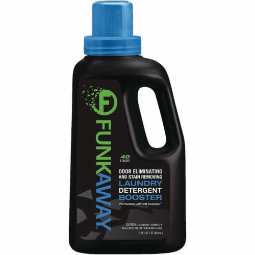 Funkaway 32 Oz. Odor Eliminating Laundry Booster FAB32 Perspective: front
