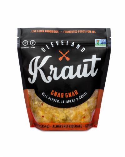 Cleveland Kraut Gnar Gnar Sauerkraut Perspective: front