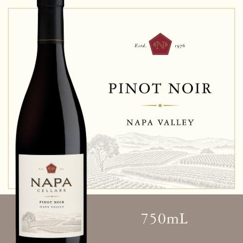 Napa Cellars Pinot Noir Perspective: front