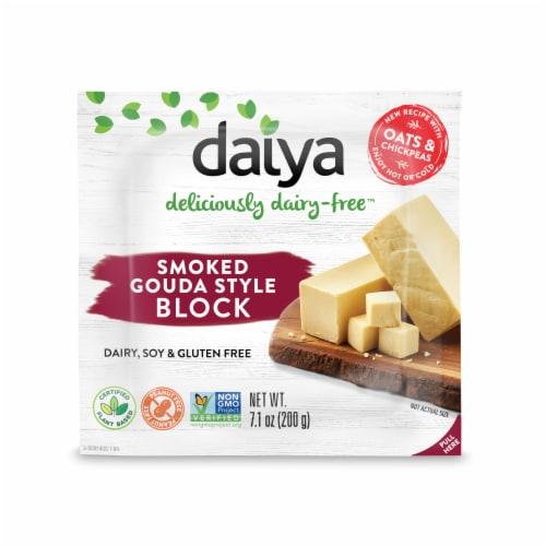 Daiya Smoked Gouda Style Block Perspective: front