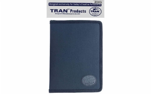 Tran Deluxe 120 Pencil Case Perspective: front