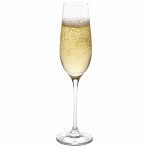 Ravenscraft Crystal Vintner s Chocie Champagne Glasses - Set of 4 Perspective: front