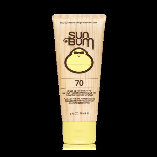 Sun Bum Moisturizing Sunscreen Lotion SPF 70 Perspective: front