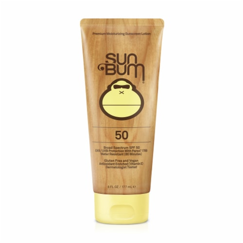 Sun Bum Sunscreen Lotion SPF 50 Perspective: front