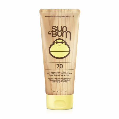 Sun Bum Broad Spectrum Sunscreen Lotion SPF 70 Perspective: front