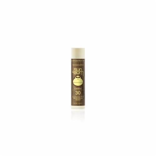 Sun Bum Coconut Sunscreen Lip Balm SPF 30 Perspective: front