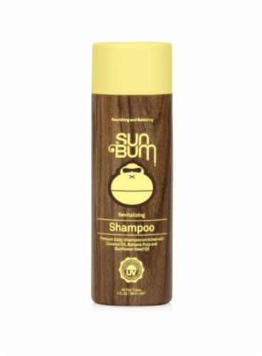 Sun Bum Revitalizing Shampoo Perspective: front