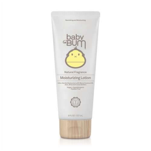 Baby Bum Natural Fragrance Moisturizing Lotion Perspective: front