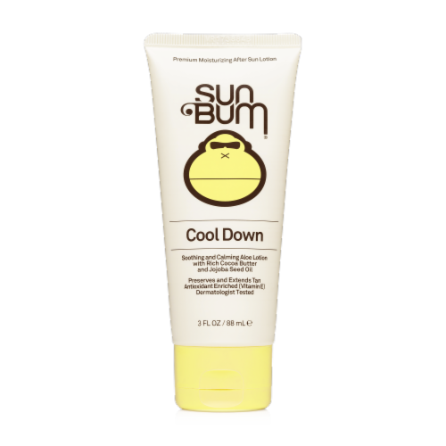 Sun Bum After Sun Cool Down Aloe Lotion Perspective: front