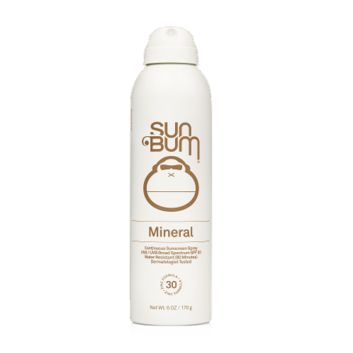Sun Bum Mineral Spray SPF 30 Perspective: front