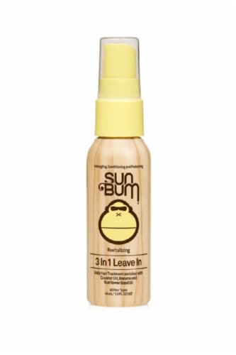 Sun Bum Revitalizing 3 in 1 Leave In Treatment Perspective: front