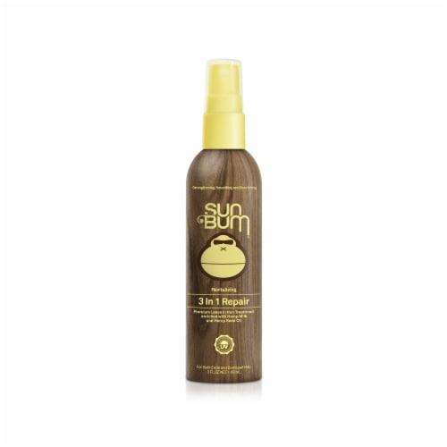 Sun Bum 3-In-1 Repair Hair Treatment Perspective: front