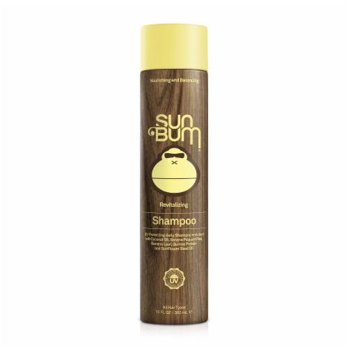 Sun Bum Revitalizing Shampoo Perspective: front