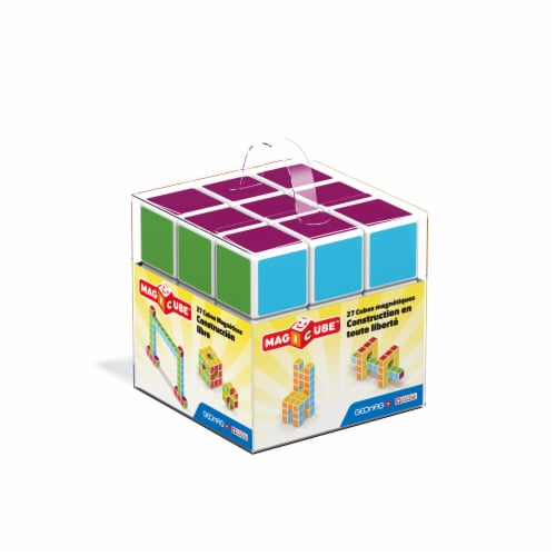 Geomag Magicube Free Building Block Set Perspective: front
