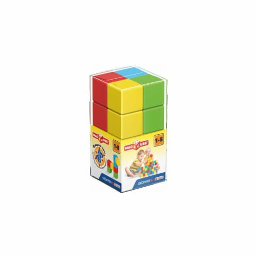 Geomagworld USA GMW147 Magicube 8 Blocks Perspective: front