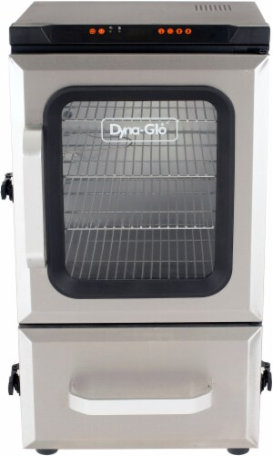 Dyna-Glo Digital Bluetooth Electric Smoker Perspective: front
