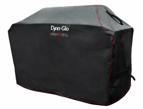 Dyna-Glo Premium Grill Cover Perspective: front