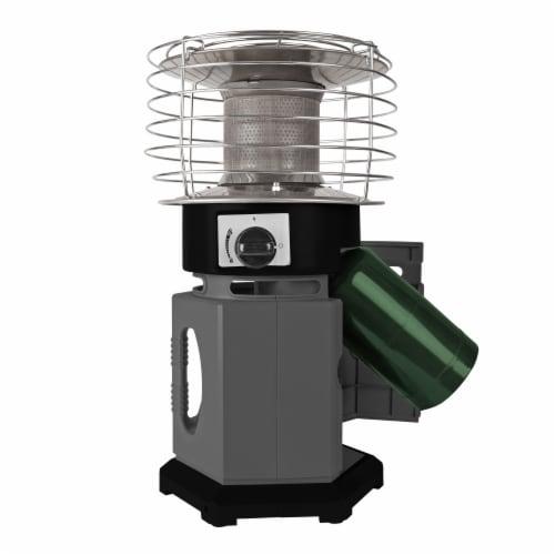 Dyna-Glo 10K BTU HeatAround 360 Heater - Black Perspective: front