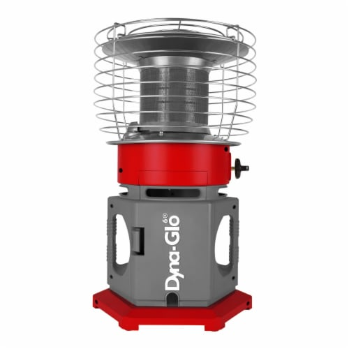 Dyna-Glo® HeatAround 360 Elite Heater - Red Perspective: front
