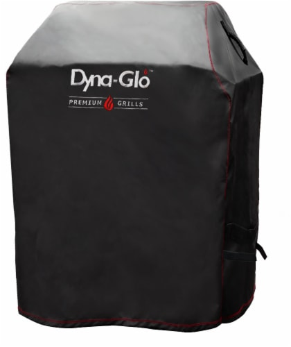 Dyna-Glo 2 or 3 Burner Premium Grill Cover Perspective: front