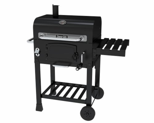 Dyna-Glo Compact Charcoal Grill Perspective: front