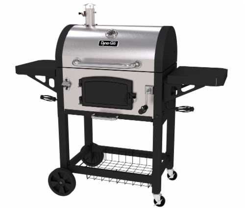 Dyna-Glo Large Premium Charcoal Grill Perspective: front