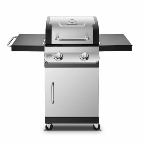 Dyna-Glo Premier 2-Burner Natural Gas Grill Perspective: front
