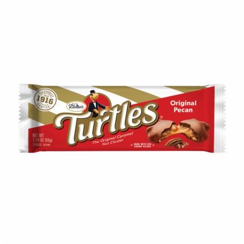 DeMet's Turtles Caramel Nut Cluster King Size Perspective: front