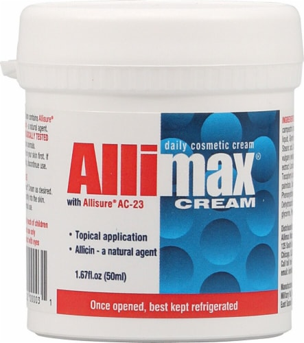 Allimax  Cream Perspective: front