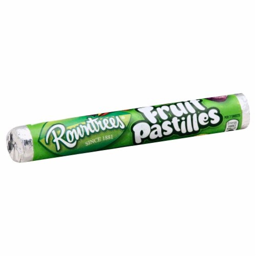 Rowntrees Fruit Pastilles Perspective: front