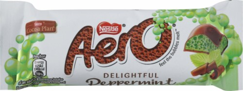 Nestle Aero Peppermint Perspective: front