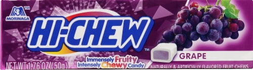 Hi-Chew Grape Fruit Chews Perspective: front