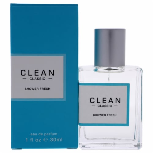 Clean Classic Shower Fresh EDP Spray 1 oz Perspective: front