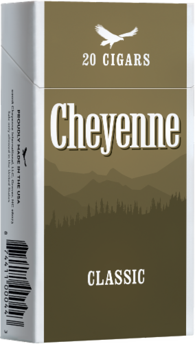 Cheyenne Classic Cigars Perspective: front