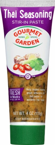 Gourmet Garden Herbs & Spices Thai Seasoning Stir-in Paste Perspective: front
