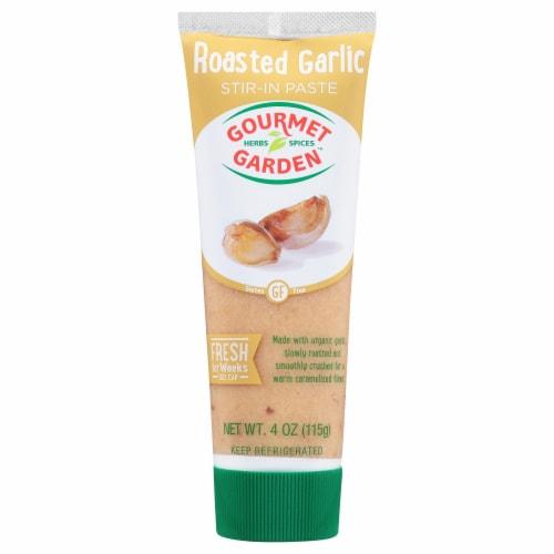 Gourmet Garden Roasted Garlic Stir-In Paste Perspective: front
