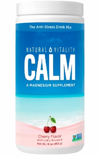 Natural Vitality  Natural Calm   Cherry Perspective: front