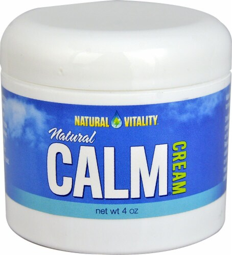 Natural Vitality Natural Calm Cream Perspective: front