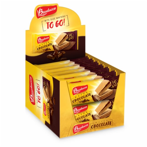Bauducco Chocolate Wafer Perspective: front