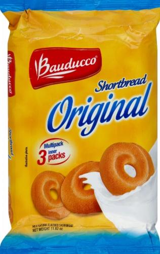 Bauducco Original Shortbread 12 Count Perspective: front
