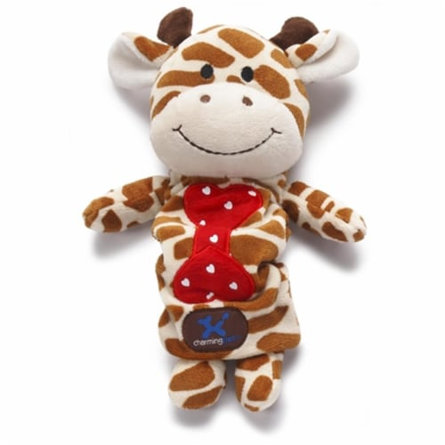 Charming Pet Products 875854001714 Pet Sugar Bunch Giraffe Perspective: front